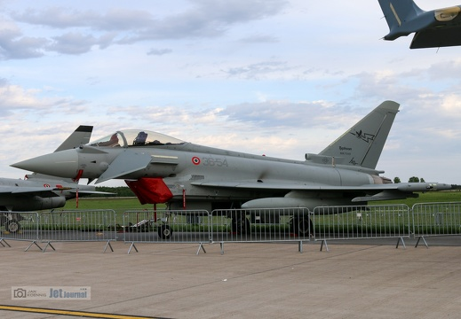 36-54, Eurofighter EF-2000 Typhoon, Italian Air Force